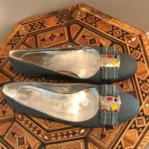 Classic Ferragamo limited edition slippers